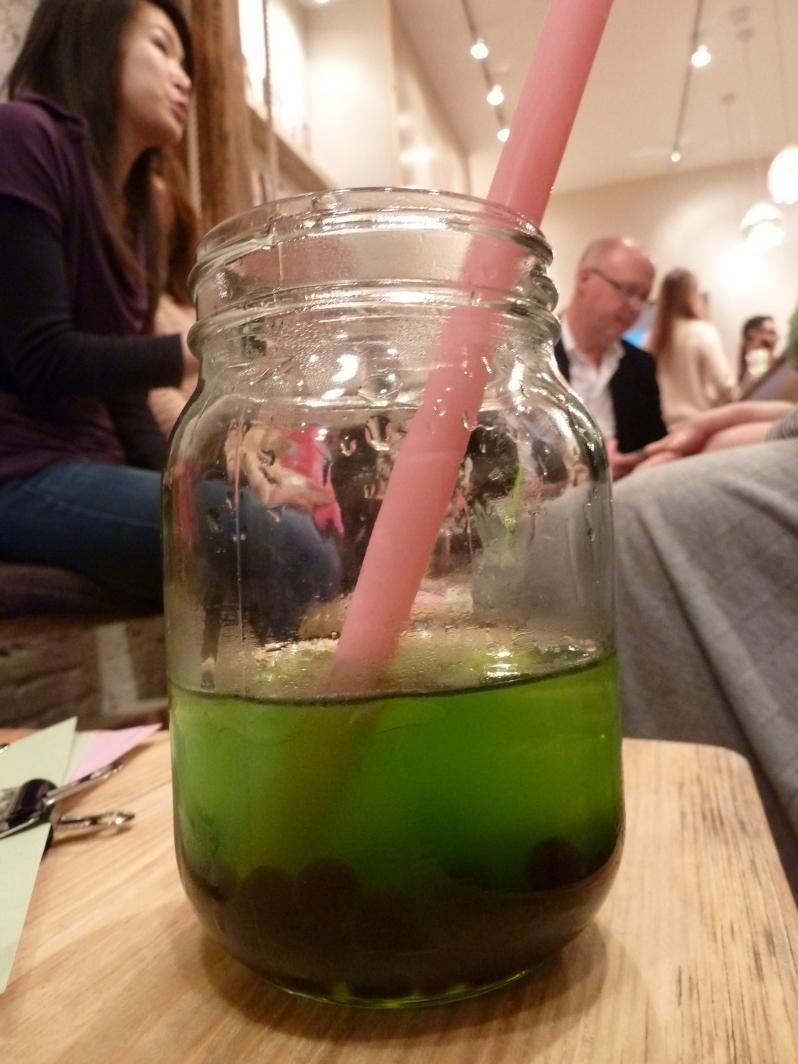 A little too green apple