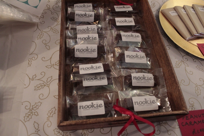 Who fancies a bit of nookie?Photo: Mia Dhillon