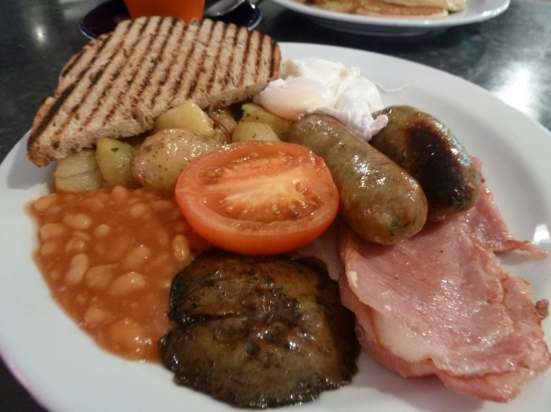 The Full Monty English Breakfast