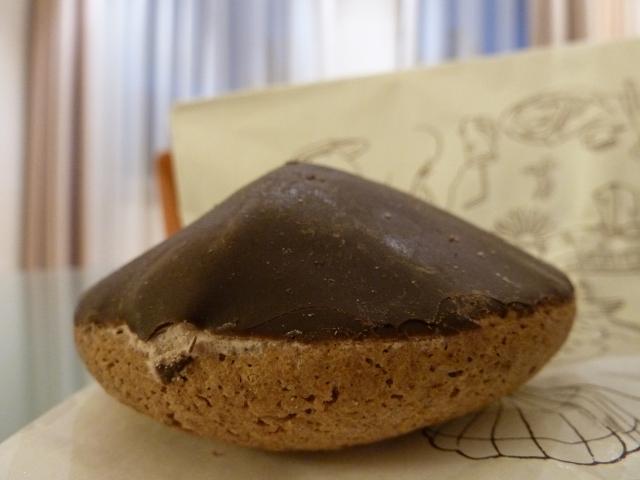 Chocolate biskvi / Sarah Bernhardt biscuits