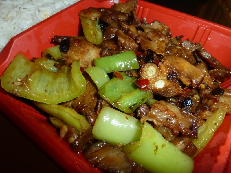 Classic Szechuan dish: Twice-Cooked Pork