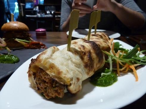 Kingly Seekh Kebab