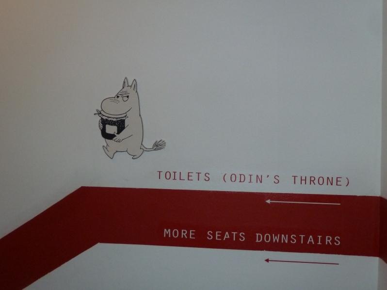 Moomin Moomin Moomin! :-D
