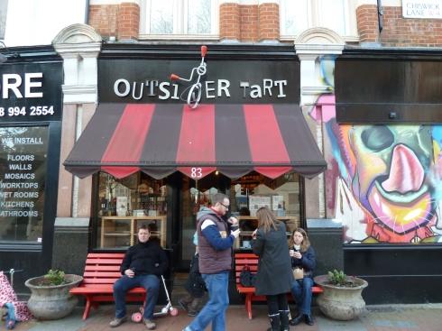 Outsider Tart