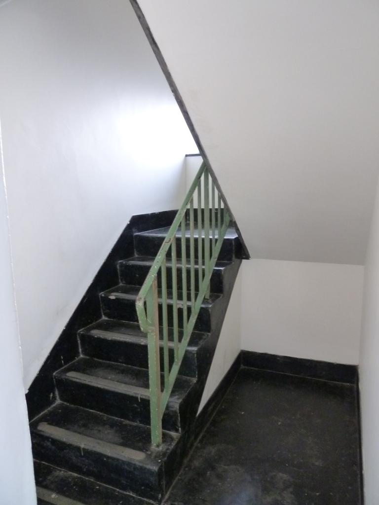 Dubious staircase