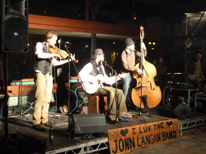 The John Langan Band - I seriously loved them!