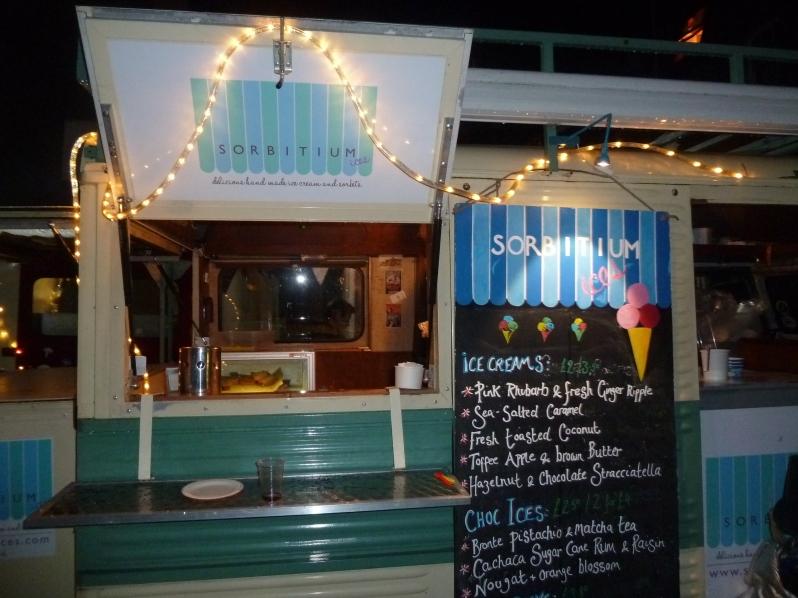 Sorbitum ice-cream truck
