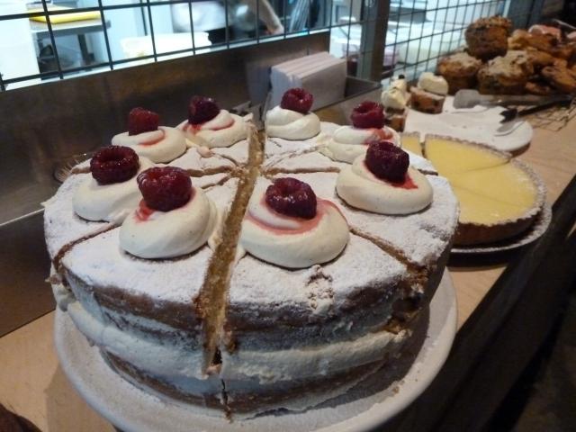 Cakes ahoy!