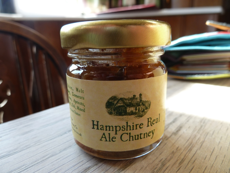 Hampshire Real Ale Chutney