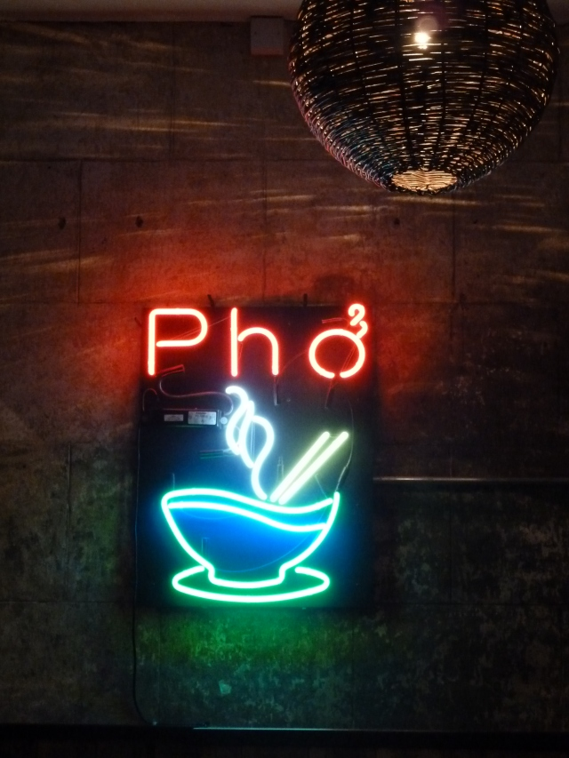 Pho sign