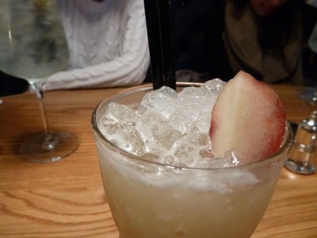 Camomile Tea, Peach Juice & Honey