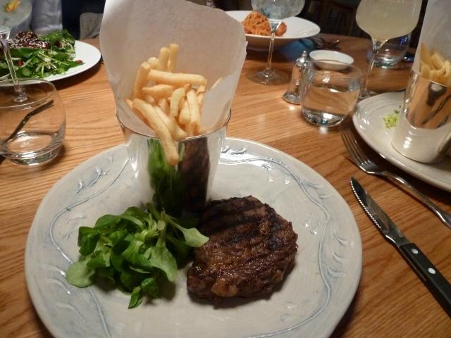 8oz Scottish Rib-Eye Steak