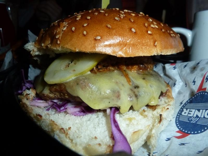 Arch Burger