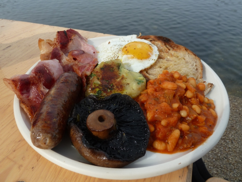 The Full English - isn't it beautiful?