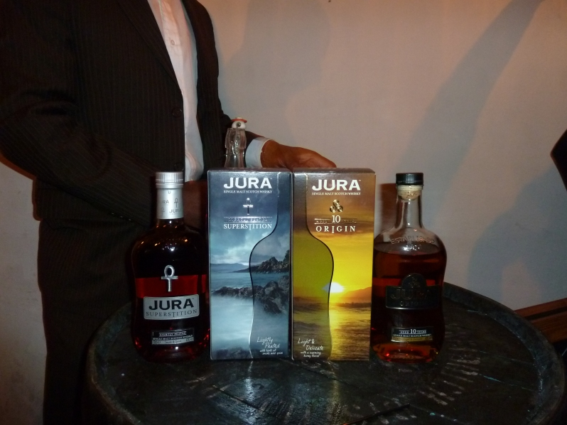 The Jura line-up