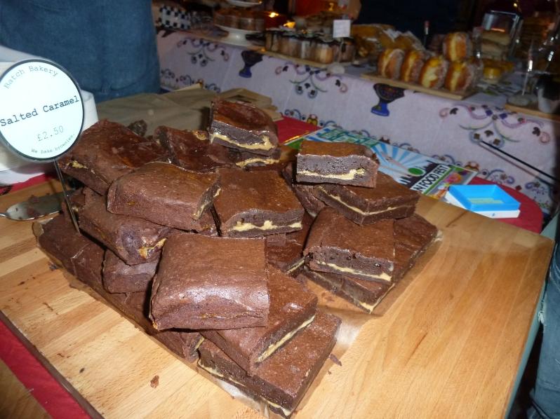 Salted caramel brownies - let me drink you!!!!!