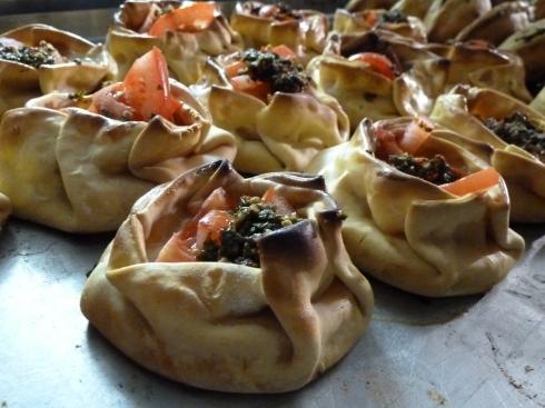 Tasty pastry from Porteña