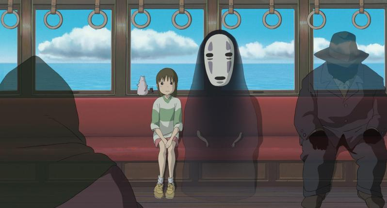 Spirited Away - my all-time fave movie :)