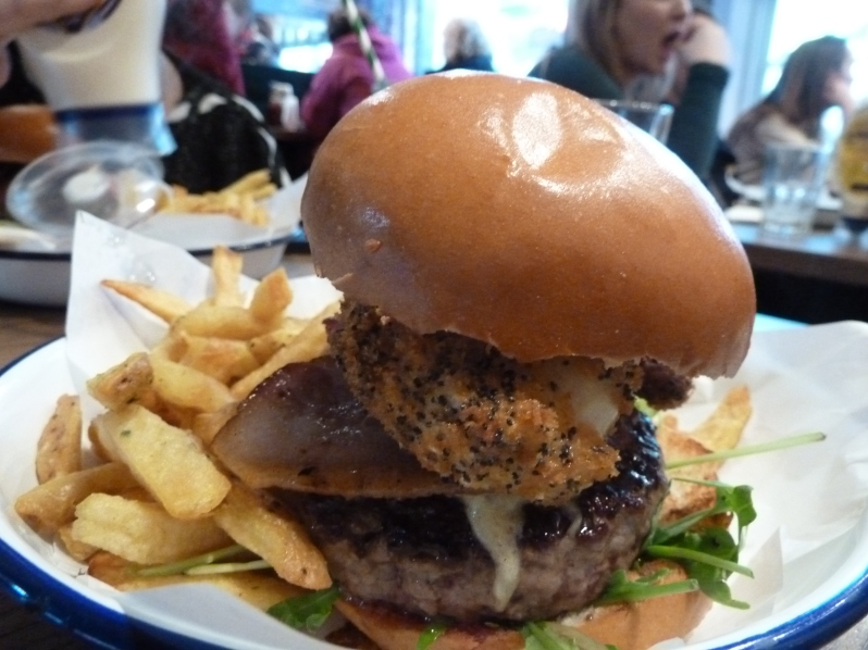 Oooh what's hiding under that bun? Read on...