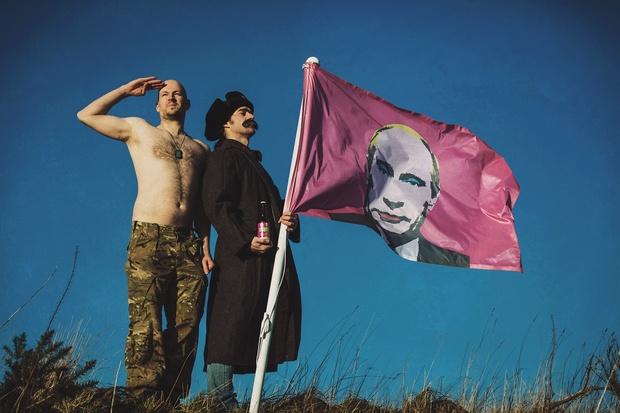 Hello, my name is Vladimir and I am zuper hetero!