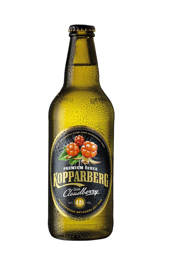 Cloudberry cider