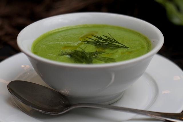 Yum pea soup