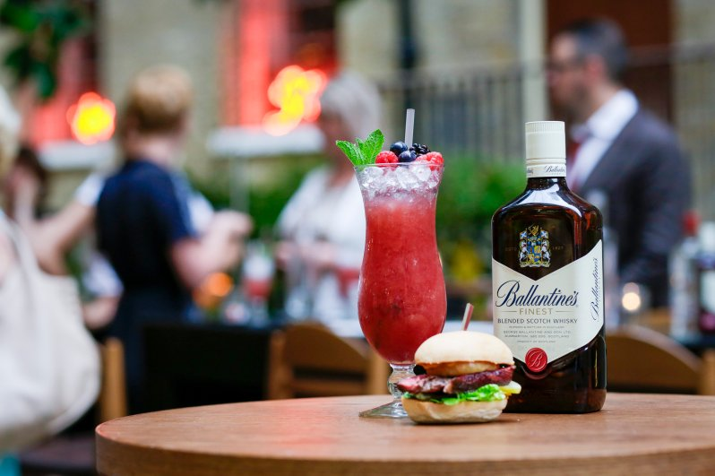"""Ballantine's Cobbler"" presented by Ballantine's"