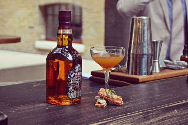 """Escocia"" presented by Chivas Regal (Photo: Victoria Ferran)"