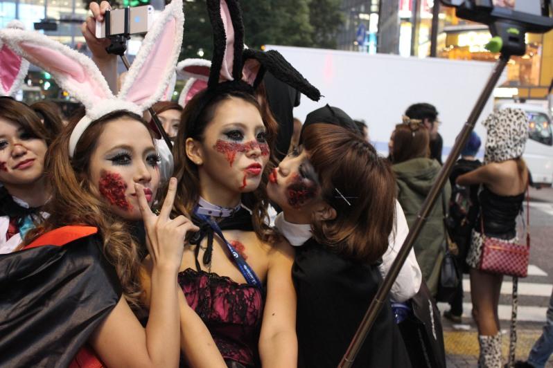 Bunny zombie sluts. My favourite.