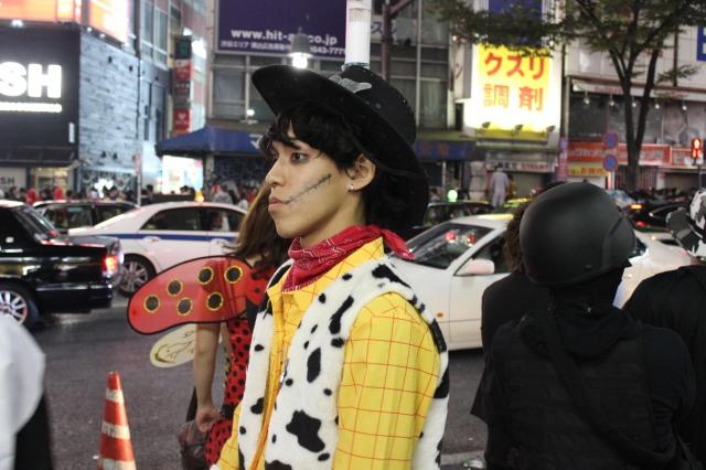 Japanese Zombie Woody