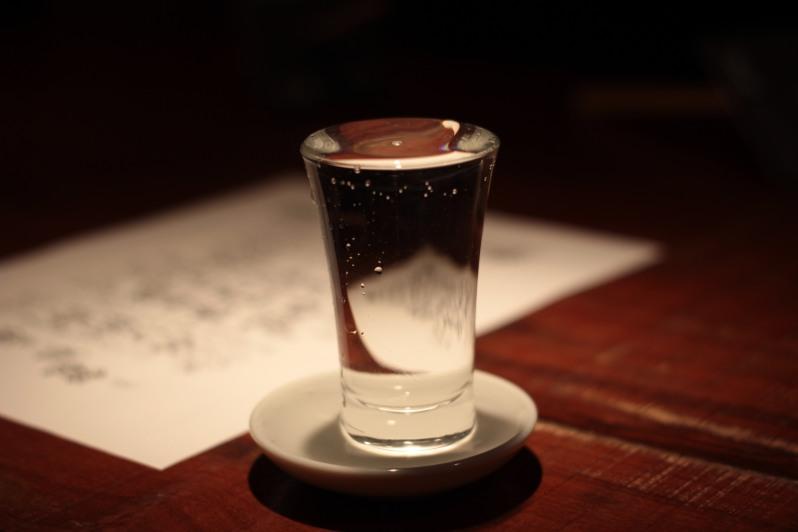 Mystery sake