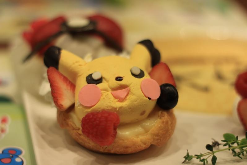 Pikachu, I'mma lick-you!