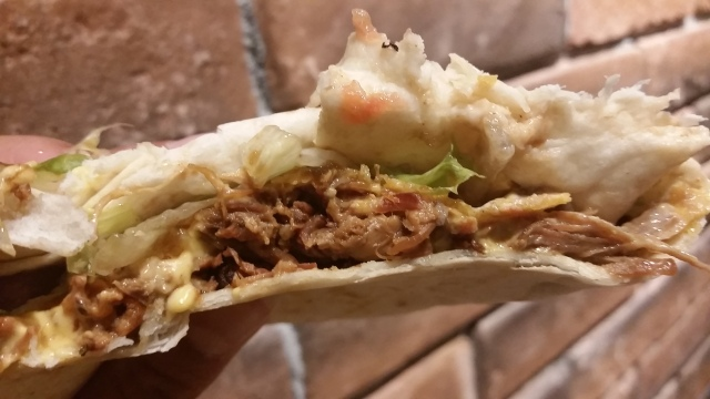 Inside the soggiest 'CrunchWrap Supreme'