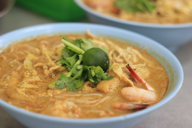 Laksa from Yee Fung