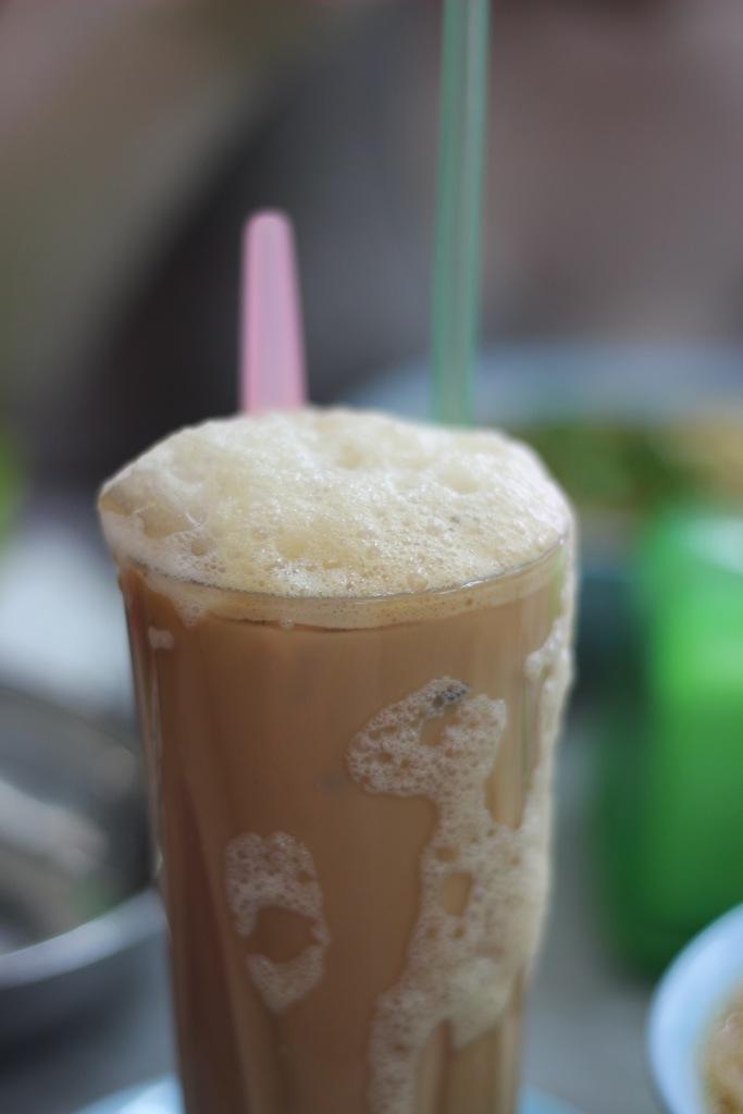Teh Tarik from Kedai Kopi Yee Fung
