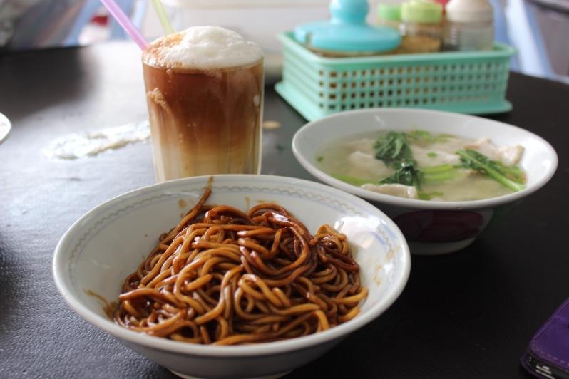 Dry Sheng Rou Mien