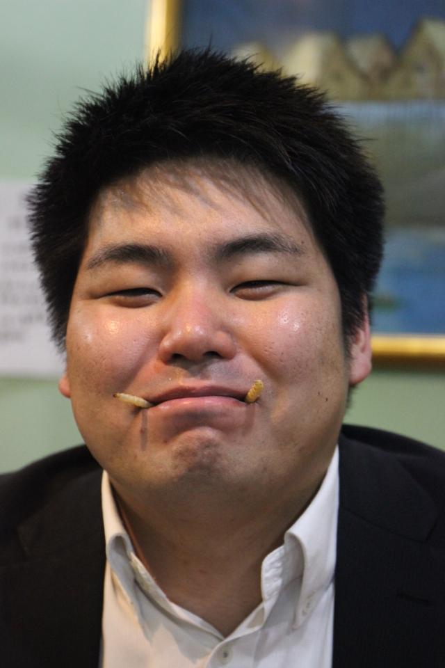 Ryosuke loves takemushi