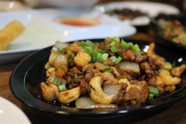 Chicken & cashew nut